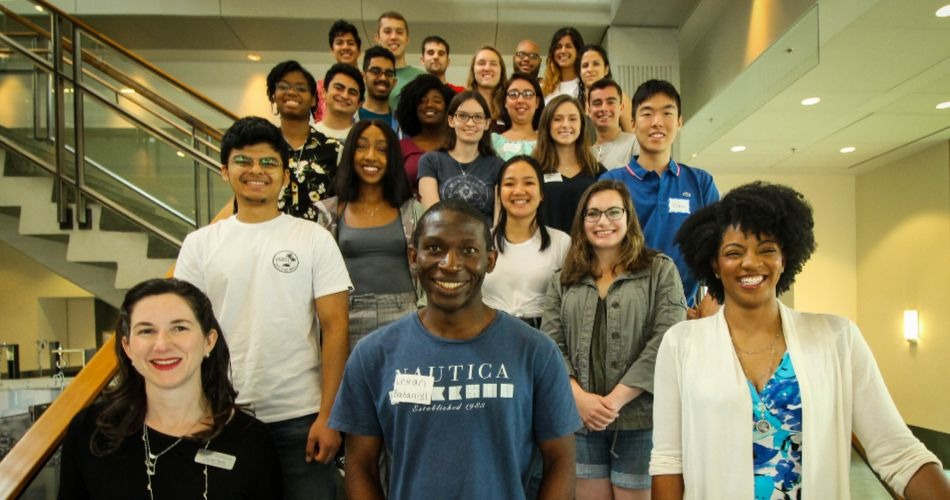 REU Group photo